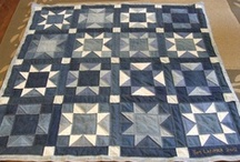 All about Jeans (Quilt-Art)  ✄ / by Erika Stephaich
