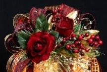 Christmas Florals/Decorating / Christmas florals and decorating ideas