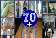 All about Jeans (Collection) ✄ / by Erika Stephaich