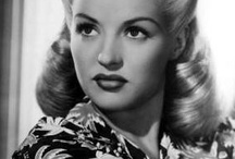 Betty Grable / by Amber Whitney