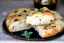 Food/Bread / Bread, Cheese Bread, Garlic Bread, Flat Bread, Other Savory Breads