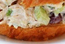 Food/Chicken/Tuna/EggSalad