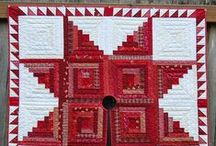 Quilt - Christmas ✄  / #pinspiration / by Erika Stephaich