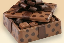 Chocolate Obsession  / by Greta Rubenalt