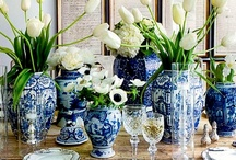 Blue and White / by Hamptons Style