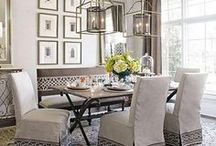 A Space to Dine / by Hamptons Style