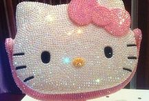 Hello Kitty / by Amber Whitney