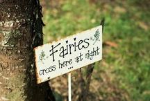 Fairy Houses . Gardens / by Marcia Brake