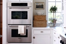 Kitchens / The favorite room in my house.  / by Marcia Bowling Brake