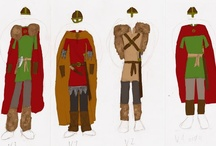 """Viking Costume Ideas / b2b2013 Ideas:  Vikings are a motley bunch, so we might have better effect with a variety of costumes, as opposed to exactly identical. This give folks the option to buy or make according to budget/time. I have """"make"""" ideas, sewing machine, and a bunch of cloth n fur...."""