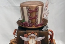 Steampunk Tea Party / by Jeanine Byers