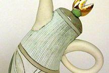 Ceramics and Pottery / by Tessa Birks