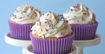 Cupcakes / There are so many variations to cupcakes! These are some of our favorite traditional and very creative cupcake recipes! Baking recipe, cupcake recipe, cupcakes, party cake, cupcake recipes, cupcake ideas, cupcake bouquet