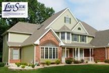 Lakeside Exteriors: Chesterfield, MO Projects / Projects Lakeside Exteriors has completed in Chesterfield, MO