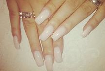 Nails  / by Charity Frey