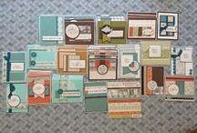 One sheet wonder & card sets