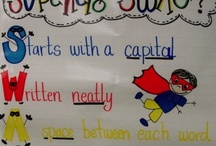 Anchor Chart / by Jennifer Ayers