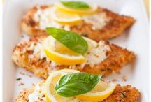 Dinner Recipes / Comfort foods, savory dishes, ethnic flavors: yummy dinner recipes.