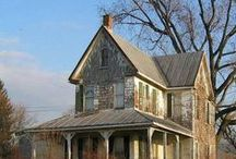 Older Houses, Churches & Schools, Mostly Abandoned / by Kay Gooch