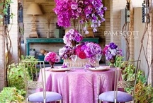 tablescapes & mantle / by ann_ah