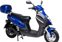 Scooteretti Sportivo Electric Scooter / Scooteretti's collection. 100% electric scooters that require no license or insurance to operate. Priced at $1949