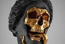 we love skulls / by Onur Yuksel