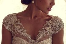 Bridal fashions / by Carmel