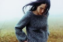 Knits to wear / by New Stitch A Day