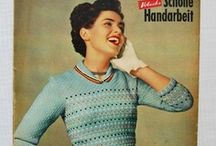 A Little Vintage Knitting / by New Stitch A Day