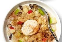 Healthy Food & Drink / Vegan, vegetarian & healthy protein recipes.  / by Mandy