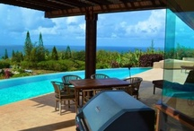 Kauai Vacation Rentals / by RedAwning Vacation Rentals