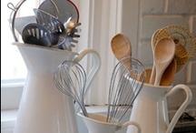 Kitchen / by Jillian Spencer