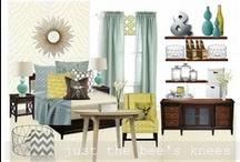 Living Room / by Jillian Spencer
