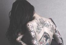 Blasted / Tattoos  / by Ashley Diaz