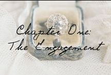 """Chapter One: The Engagement / Saying """"yes"""" to the one is the very first step to Happily Ever After... / by Ivy and Aster"""