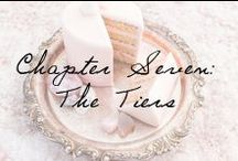 Chapter 7: The Tiers / Simply scrumptious and oh-so-lovely wedding cakes and sweet treats.  / by Ivy and Aster