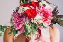 Wedding Bouquet / Blooming buds to imagine for your wedding bouquet.