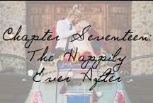 Chapter Seventeen: The Happily Ever After / From the honeymoon to every day after, this is the beginning of your own personal fairytale. / by Ivy and Aster