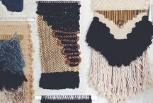 // weave // / by Lois K
