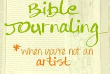 Bible Journaling / anything and everything to do with Bible Journaling