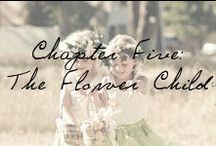Chapter 5: The Flower Child / Inspiration for the little ones accompanying you down the aisle.  / by Ivy and Aster
