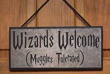Harry potter / Really cool Harry Potter things