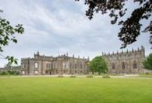 Wedding Venues / Some amazing wedding venues we've worked at.