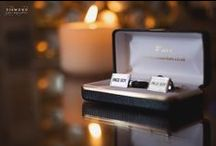 Wedding Details / Brides often spend a lot of time thinking about every little detail about the day.