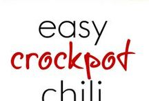 Crockpot Recipes / Crock pot recipes for teachers with little time to cook.  Quick easy recipes