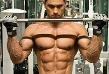 Big Muscle Workouts / Follow this collection for big muscle building tips and fitness workouts.