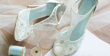 Wedding Shoes / Beautiful shoes for the bride!
