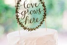 Wedding Cake Toppers / Unique, whimsical, romantic and traditional wedding cake toppers.