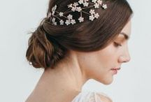 Bridal Beauty / Beautiful bridal hair and makeup ideas for your big day.