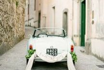 Wedding Transportation / From your grand entrance to your fairytale send off, fall in love with these ideas.
